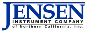 Jensen Instrument Company of Northern California, Logo